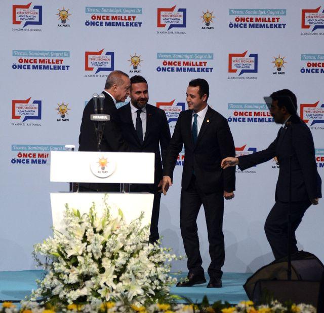 Erdoğan, AK Parti Belediye Başkan Adaylarını Açıkladı