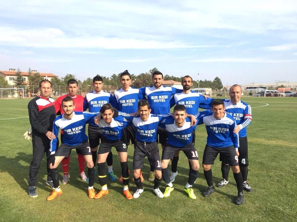 Nevşehir 1.amatör Ligde 5.hafta Maçları Oynandı