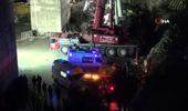 Beton Blok Altında Kalan İşçilerden 1'nin Daha Cansız Bedenine Ulaşıldı