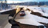 ABD, 6,6 Büyüklüğünde Depremle Sarsıldı! Birçok Yol Kullanılamaz Hale Geldi