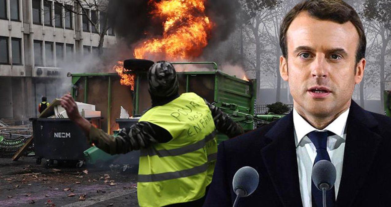 Fransa MACRON ile ilgili görsel sonucu
