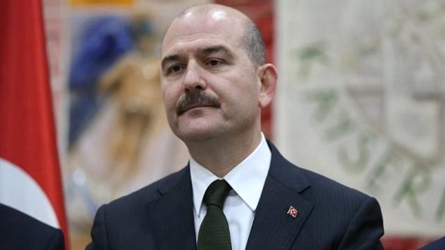 İçişleri Bakanı Süleyman Soylu, FETÖ'nün