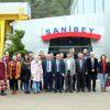 Aladağ'da Görevli Öğretmenler Sanibey Barajı ve Hes'te