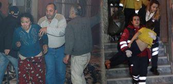Bir Binanın Çatı Katında Yangın Çıktı, 4'ü Çocuk 7 Kişi Yaralandı