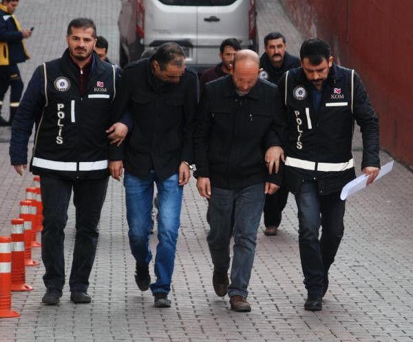 Kayseri'de 31 Kaçak Göçmen ile 4 Organizatör Yakalandı/ Ek Fotoğraf