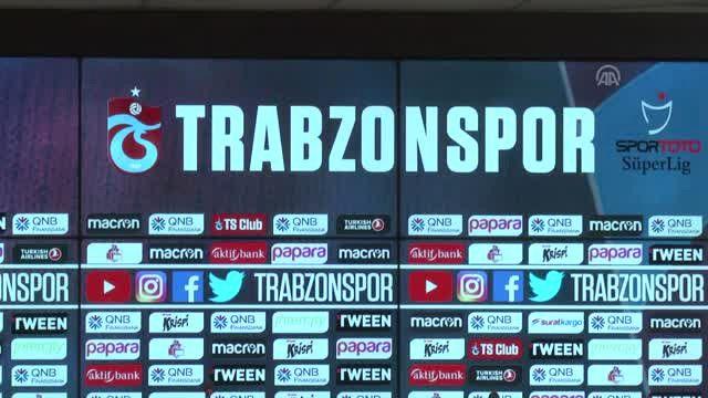 Trabzonspor-Atiker Konyaspor Maçının Ardından - Aykut Kocaman
