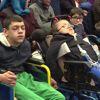 Verimlilik ve Teknoloji Fuarı - Engellilere Akülü Tekerlikli Sandalye Dağıtımı Töreni - Ankara