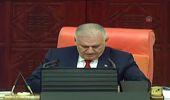 2019 Yılı Bütçe Görüşmeleri - TBMM Başkanı Yıldırım, Birleşimi Saat 11.00'de Toplanmak Üzere Kapattı