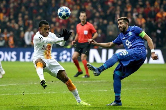 Galatasaray, yoluna UEFA Avrupa Ligi'nde devam edecek ...