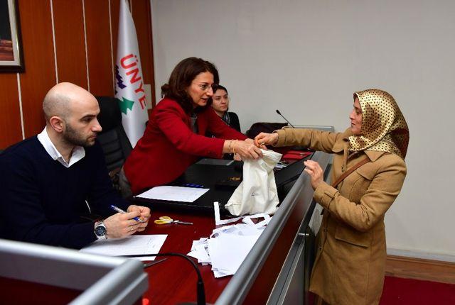 Ünye Belediyesi, İşkur Personeli İçin Kura Çekimi Yaptı