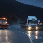 Bursa-Ankara Yolunda Kar Tedbirleri
