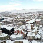 Erzurum'da Kış