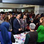 AK Parti'li Kadınlardan Yerli Üretim Etkinliği
