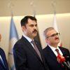 Çevre ve Şehircilik Bakanı Murat Kurum, Antalya'da