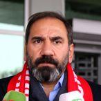 Sivasspor Kulübü Başkanı Mecnun Otyakmaz