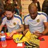 Yeni Malatyasporlu Futbolcular Taraftarlarla Buluştu