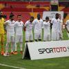 Spor Toto Süper Lig: Kayserispor: 0 - Akhisarspor: 0 (İlk Yarı)
