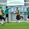 Bursaspor'da Yeni Malatyaspor Maçı Hazırlıkları