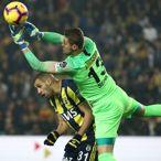 Fenerbahçe ile Büyükşehir Belediye Erzurumspor