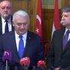 TBMM Başkanı Yıldırım: Macaristan'ın Hassasiyeti Bizim Hassasiyetimiz
