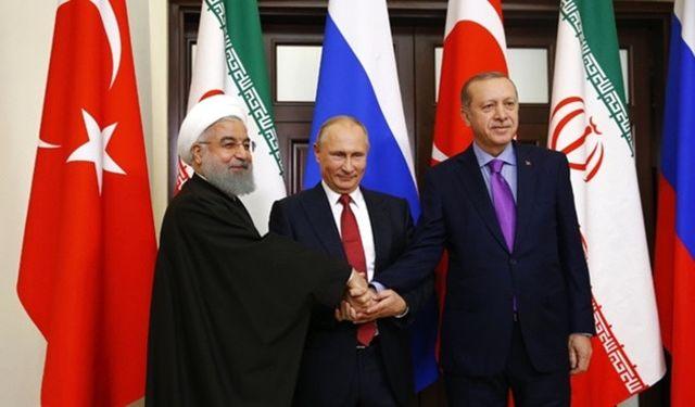 Türkiye, Rusya ve İran Cenevre'de Suriye konulu toplantı yapacak