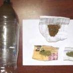 Adıyaman'da Jandarma Uygulamasında Uyuşturucu Bulundu