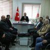 AK Parti Belediye Başkan Adayı Arı Nevşehir Gazeteciler Cemiyetini Ziyaret Etti