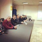Dazkırı'da Okul Müdürleri Toplantısı