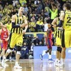Fenerbahçe Beko - Cska Moskova
