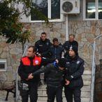 Uşak'ta İki Grup Arasındaki Kavga