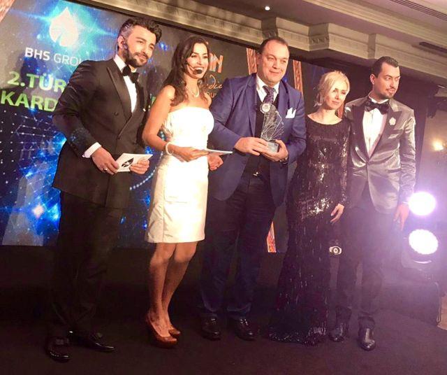 Türkiye - Azerbaycan Kardeşlik Ödülleri Sahiplerini Buldu