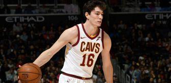 Utah Jazz: NBA'de Cedi Osman'ın 13 Sayısı Cleveland'a Yetmedi