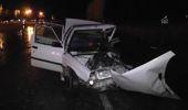 Otomobil ile Cip Çarpıştı: 1 Ölü, 2 Yaralı
