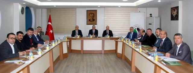 Salihli Osb Müteşebbis Heyeti Yılın Son Toplantısını Yaptı