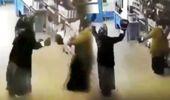 Raftaki Eldivenleri Takıp Markette Boks Yapan Teyzeler Sosyal Medyayı Salladı