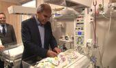 Konya'da 2019'un İlk Bebeği Kız Oldu