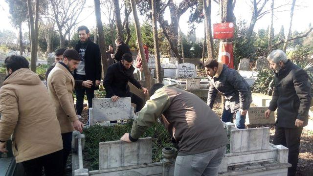 Seyyid Ahmet Arvasi Kabri Başında Anıldı