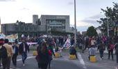 Kolombiya'da Başsavcı Martinez'in İstifası İçin Protesto