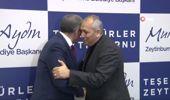 Zeytinburnu Belediye Başkanı Murat Aydın'a