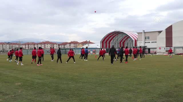 Boluspor'da Galatasaray Maçı Hazırlıkları