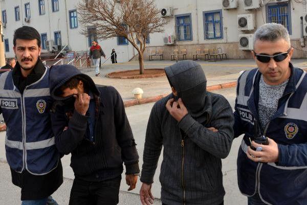 Çaydanlık Kalıbı Çalan 5 Kişi Tutuklandı