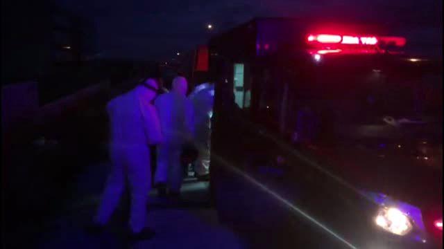 İzmir Torbalı'da Fabrikada Kazan Patladı 1 Ölü, 3 Yaralı