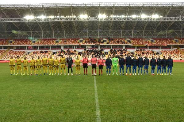 Evkur Yeni Malatyaspor- Bodrum Belediyesi Bodrumspor: 3-2