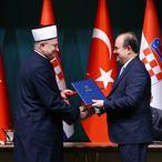 Hırvatistan Cumhurbaşkanı Kitaroviç, Türkiye'de