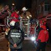 İzmir'de Ev Yangını