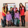 Gönüllü Gençler Köy Çocuklarını Sevindirdi