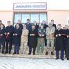 Diyarbakır'da Belediyeden İl Jandarma Komutanlığına Mescit