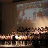 Havza'da Gençlik Korosu'ndan Konser