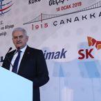 TBMM Başkanı Yıldırım, Çanakkale'de