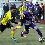Afjet Afyonspor- İstanbulspor
